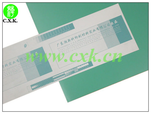 PS Offset Printing Plate (M28)