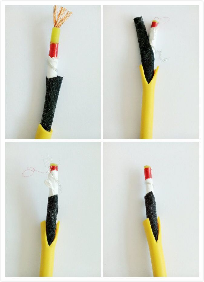 Insulated Sensor Cable (15 AWG)