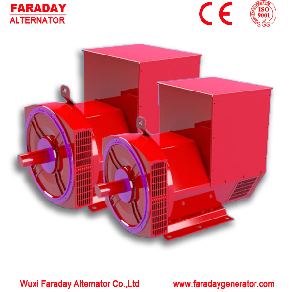 Faraday Alternator Permanent Magnet Alternator for Diesel Engine 150kVA/120kw, 190-690V Fd3d