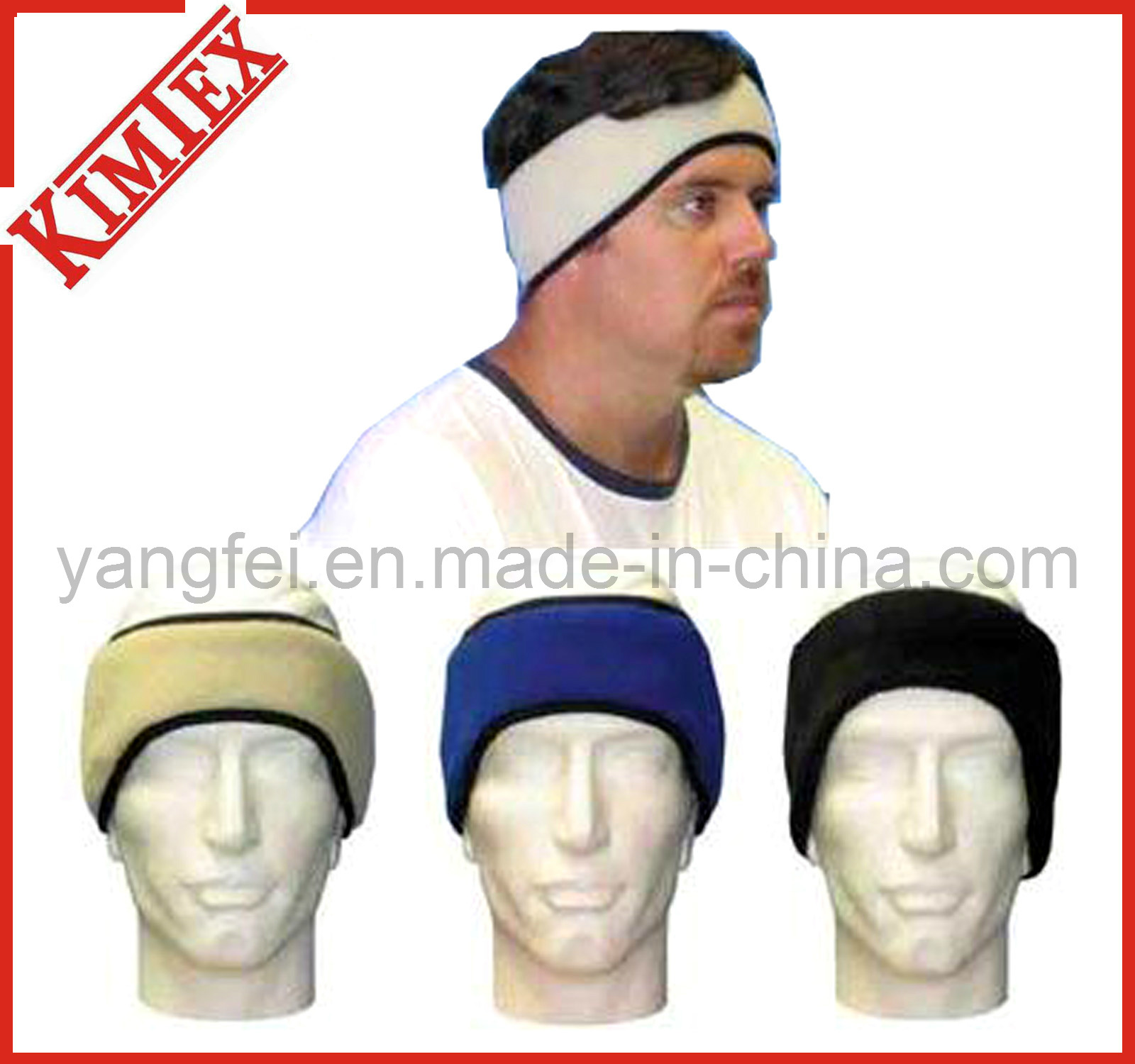 Polar Fleece Winter Neck Warmer (kimtex-109)