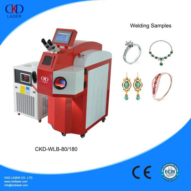 Laser Spot Welding Machine for Jewelry