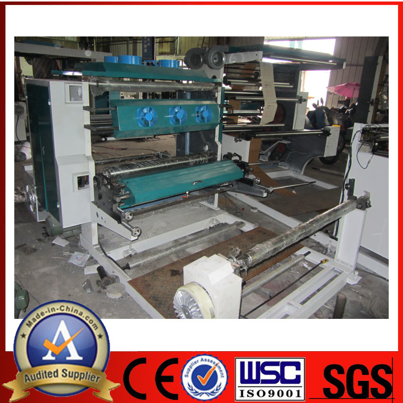 < Lisheng> Fully Automatic Single Color Printing Machine, Cheap Machinery