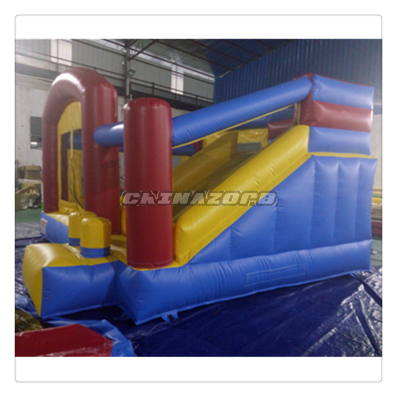 Commercial Grade 0.55mm PVC Tarpaulin Inflatable Bounce House Bouncy Castle