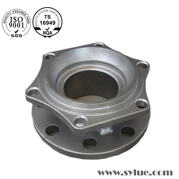 Ductile Iron Flywheel Housing Casting