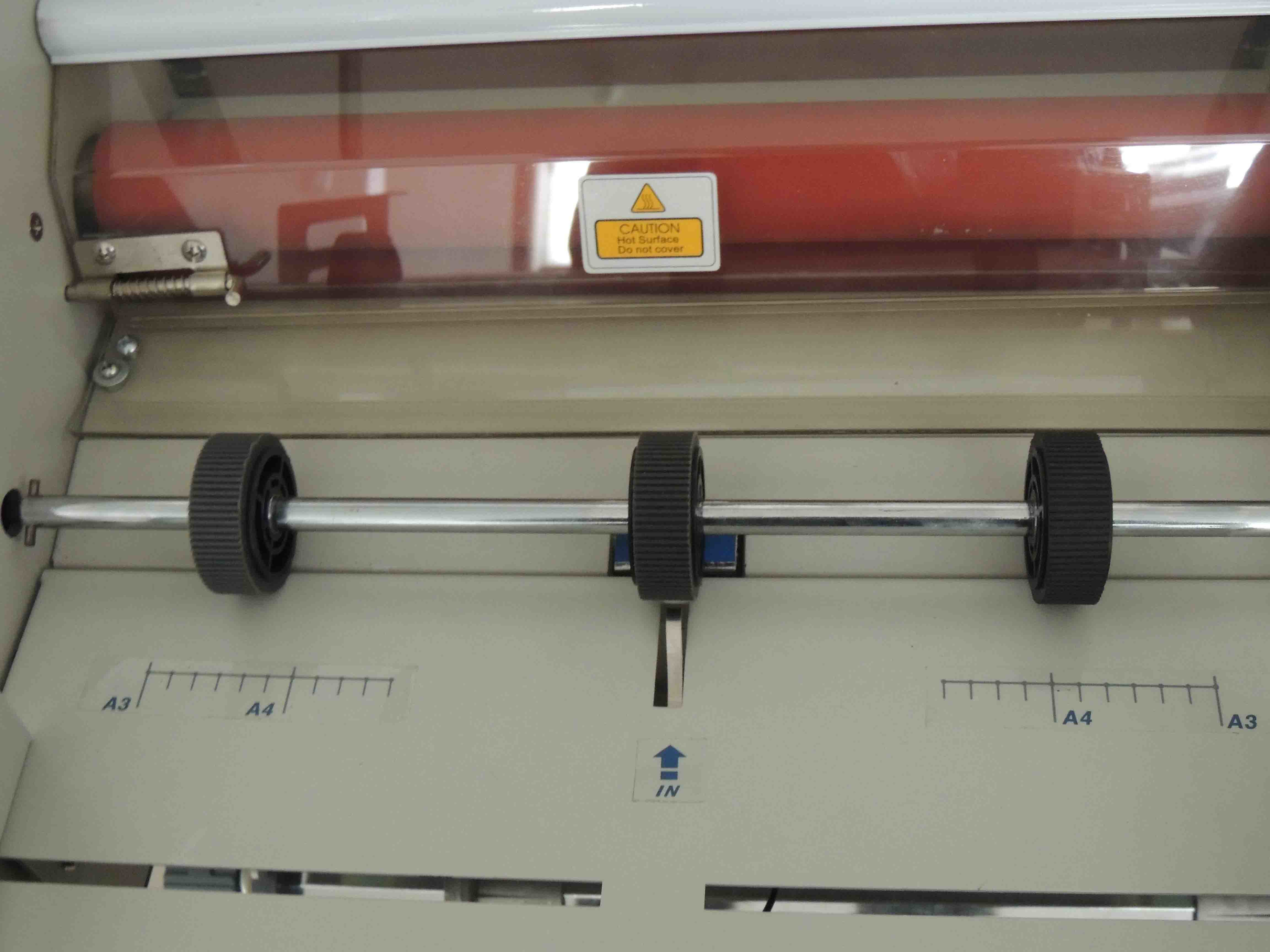Roll Laminator with Automatic Feed Paper (360Z)