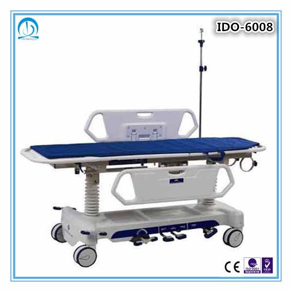 CE ISO PE Ambulance Stretcher