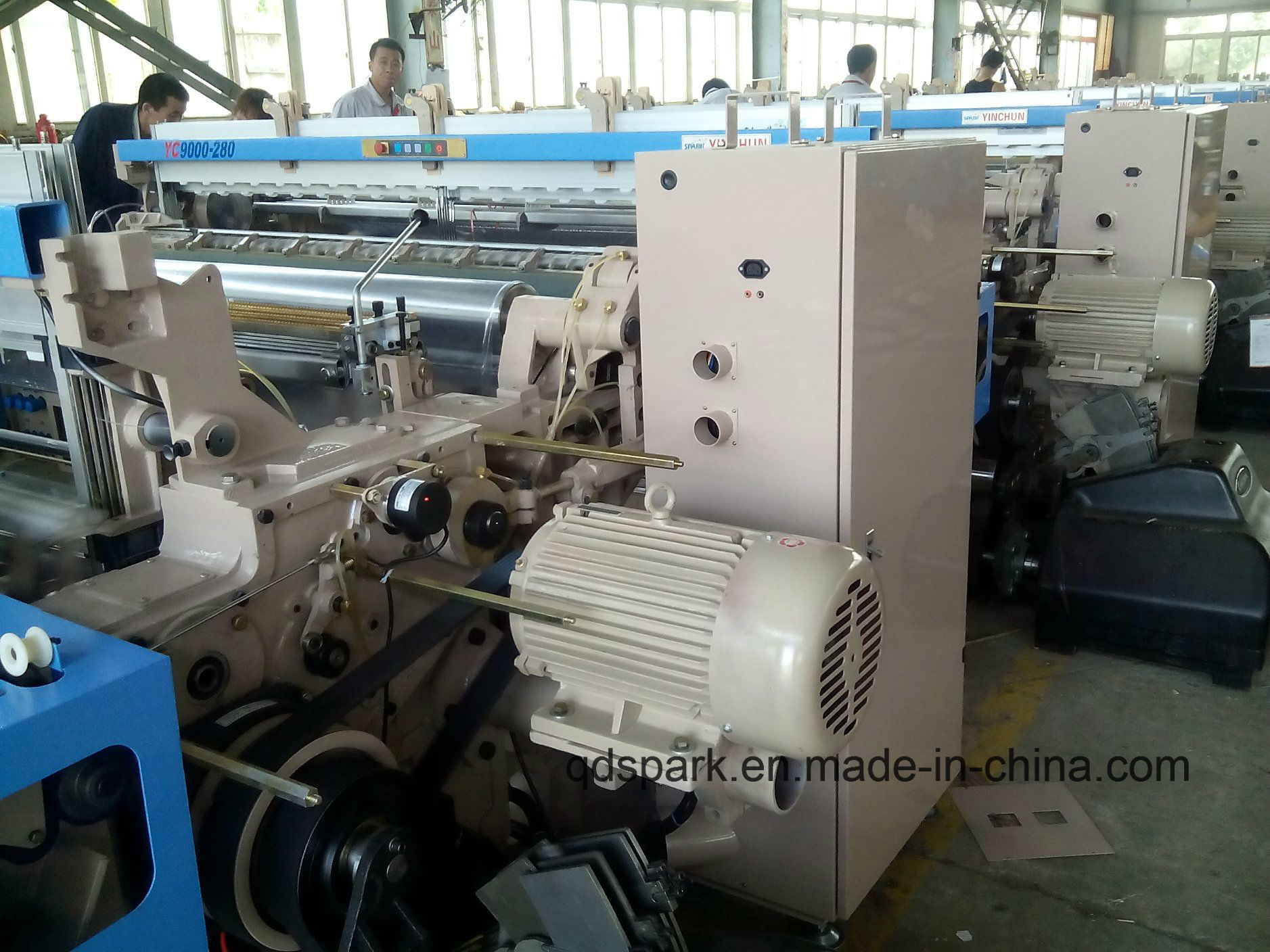 340cm High Speed Air Jet Weaving Machine
