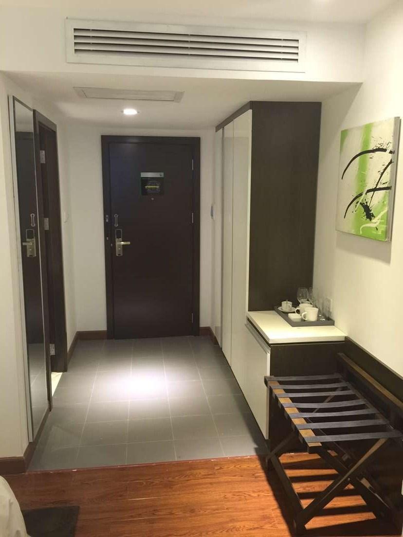 2017 New Design Luxury Kingsize Hospitality Hotel Bedroom Furniture (B-1)