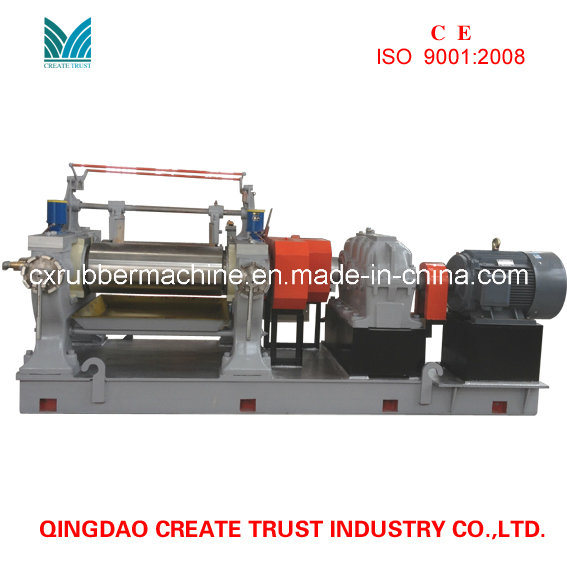 2017 Hot Sale Rubber Mixing Mill with Ce&ISO9001 Certification