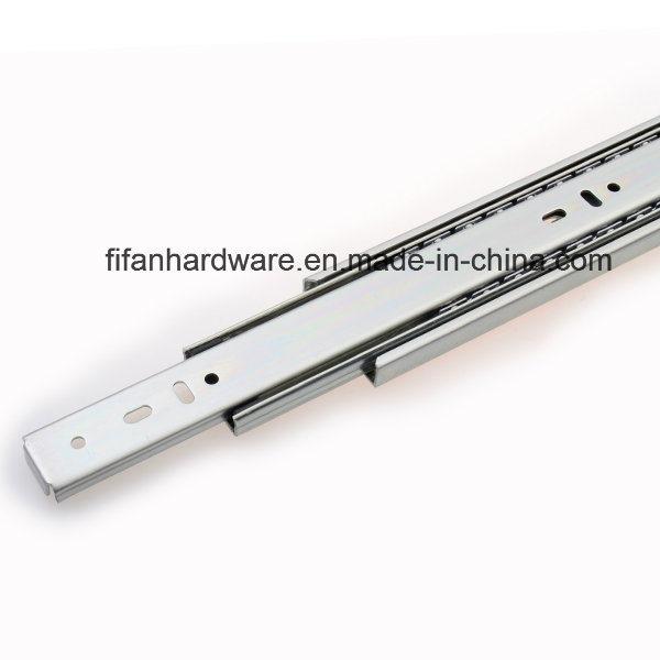 45mm Soft Closing Full Extension Ball Bearing Drawer Slide