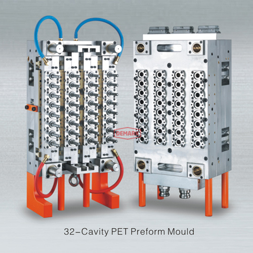 32 Cavities Pet Preform Mold (DMK-32C)