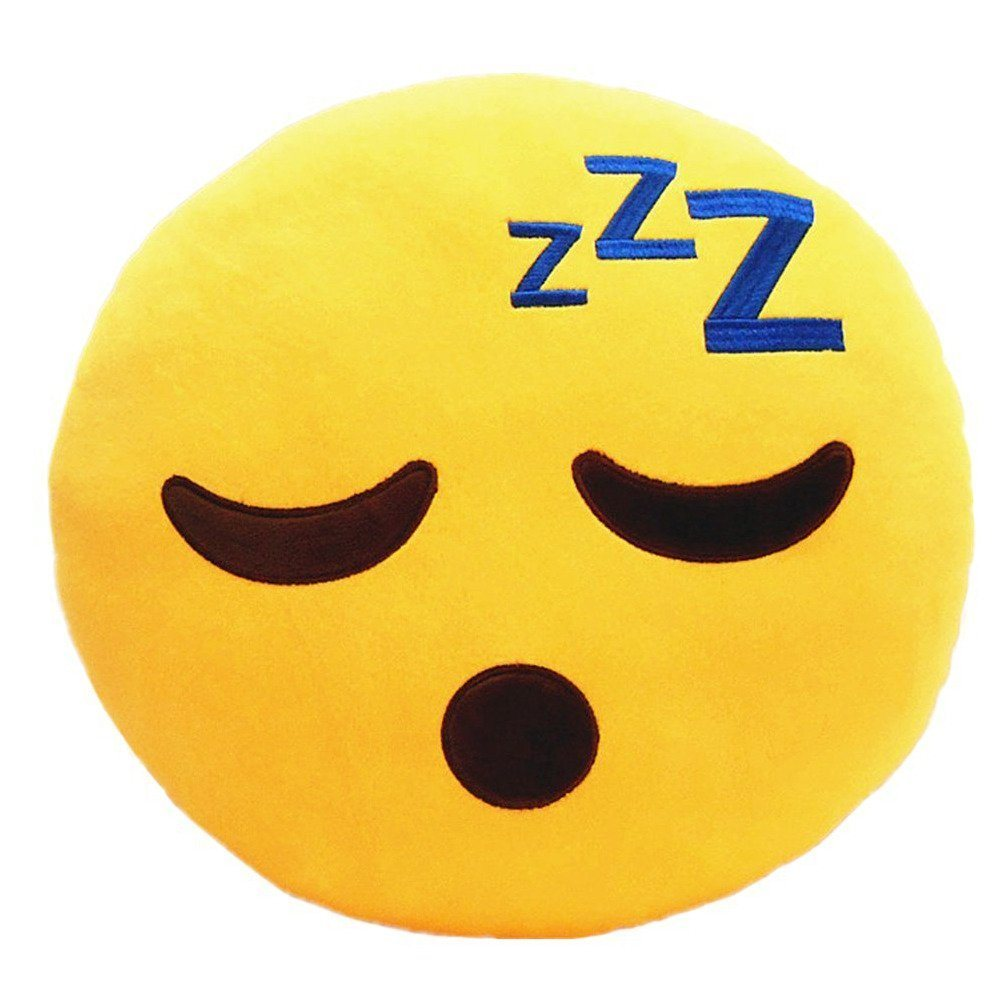 Hot Selling Comfortable and Soft Custom Plush Emoji Pillows