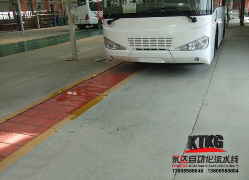 Bus Conveying Production Line From Jdsk