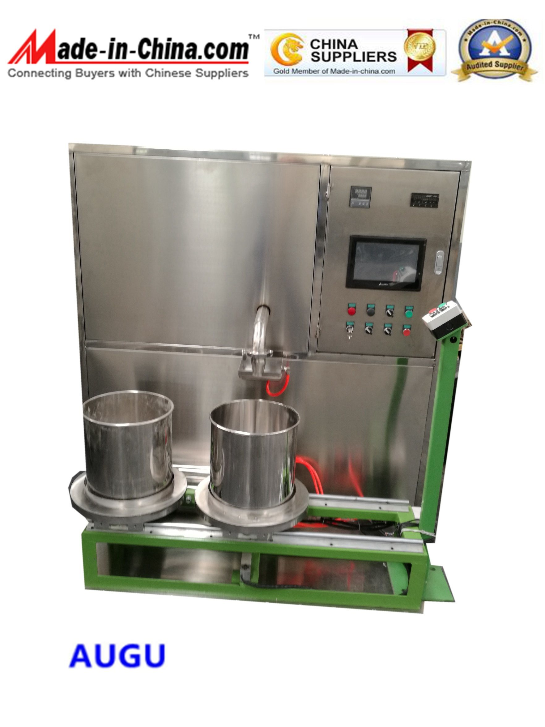 The Customizable Oil Weighing Machine with Fully Automatic Control