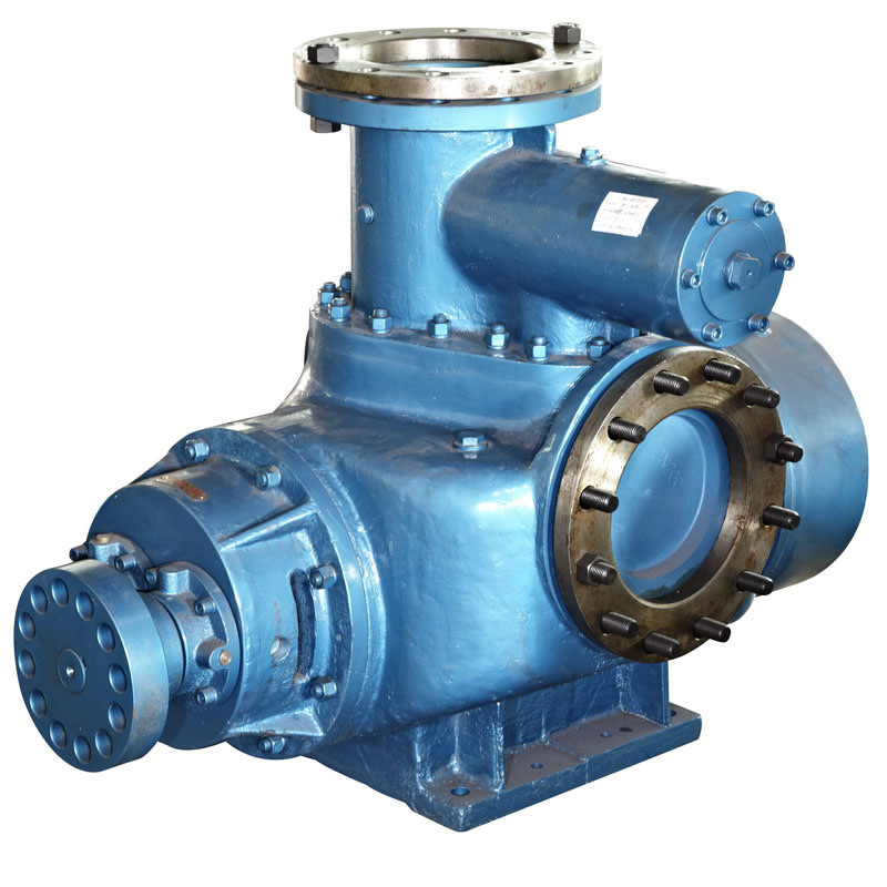 Palm Oil Transfer Pump with Twin Screw Type