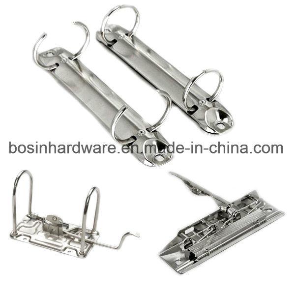 Stationery File Folder Metal Ring Binder