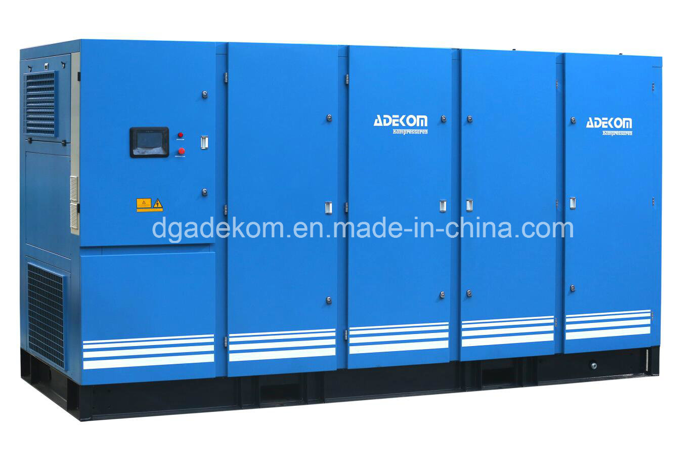 Electric Direct Driven Stationary Oil Lubricated Air Compressor (KG315-08)