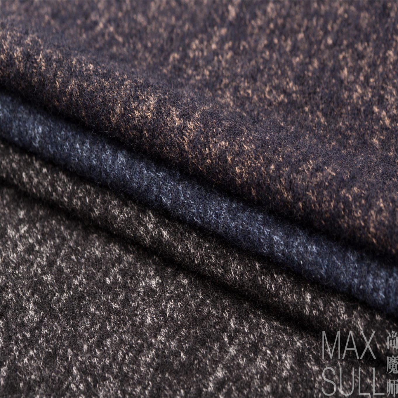Wool and Cotton Fabrics for Autumn with Smooth Hand