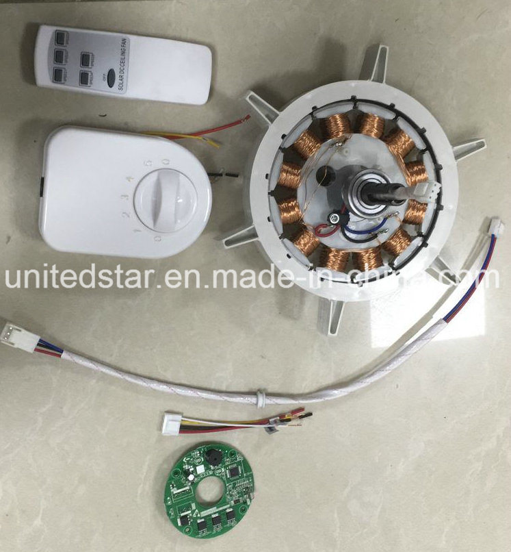 "DC 12V BLDC Motor for 48""/56"" Ceiling Fan"