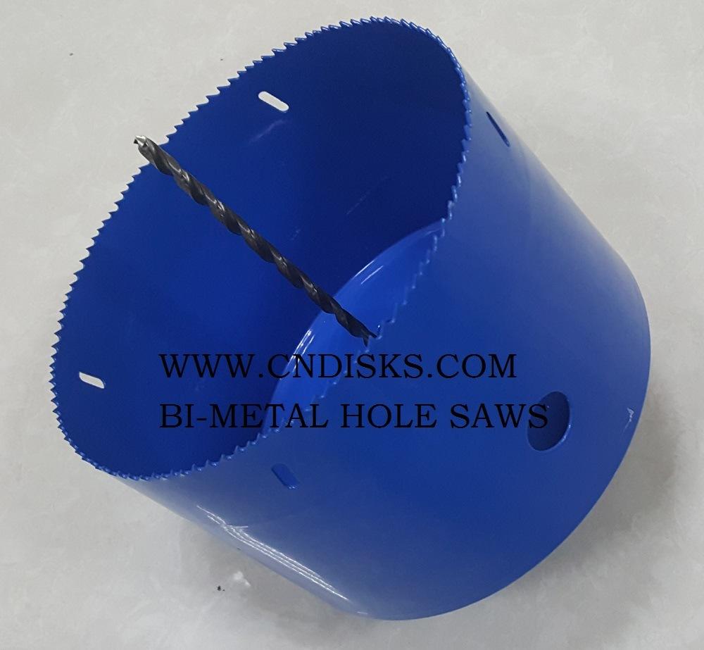 Bi-Metal Hole Saws (LONG TYPE)