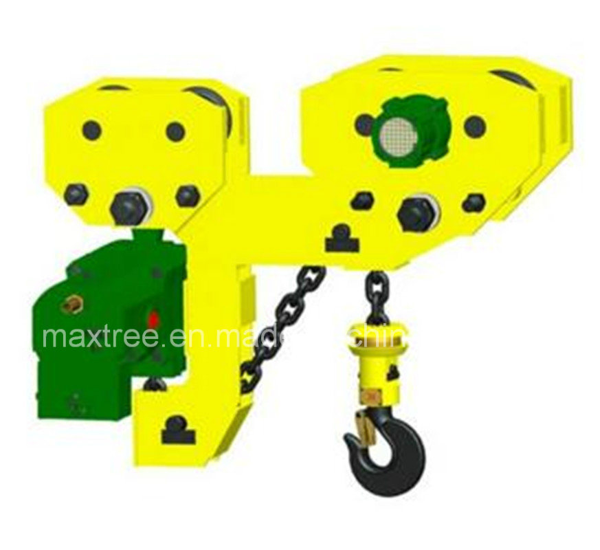 Low Headroom Hoist for Material Handling Equipment
