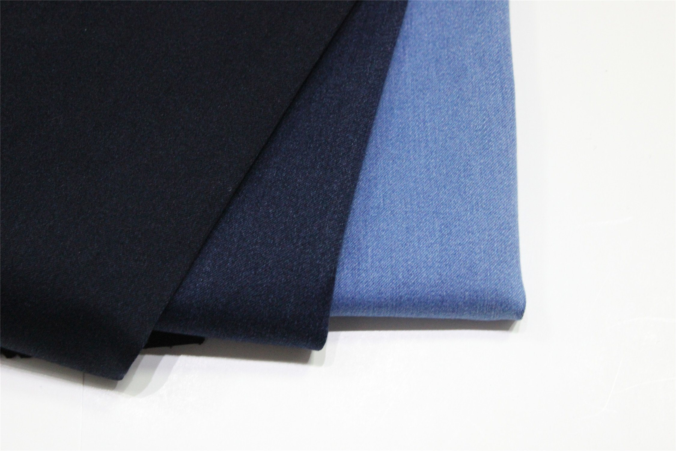 Rayon Polyester Cotton Spandex Denim