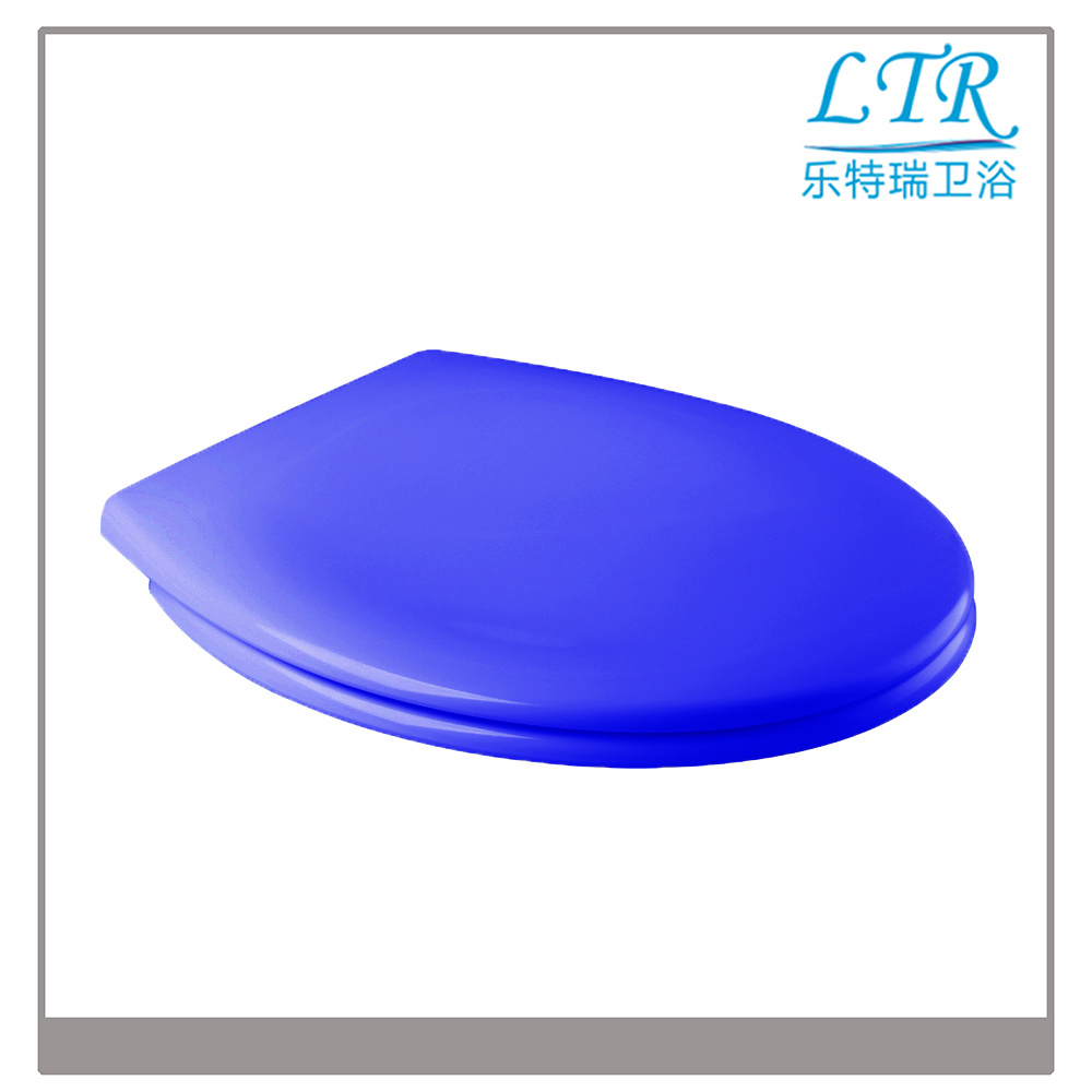 Bathroom Blue Color Good Price Toilet Seat Cover
