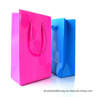 Water-Proof Paper Bag ---- Stone Paper Rich (RBD-400um) Mineral Paper Double Coated