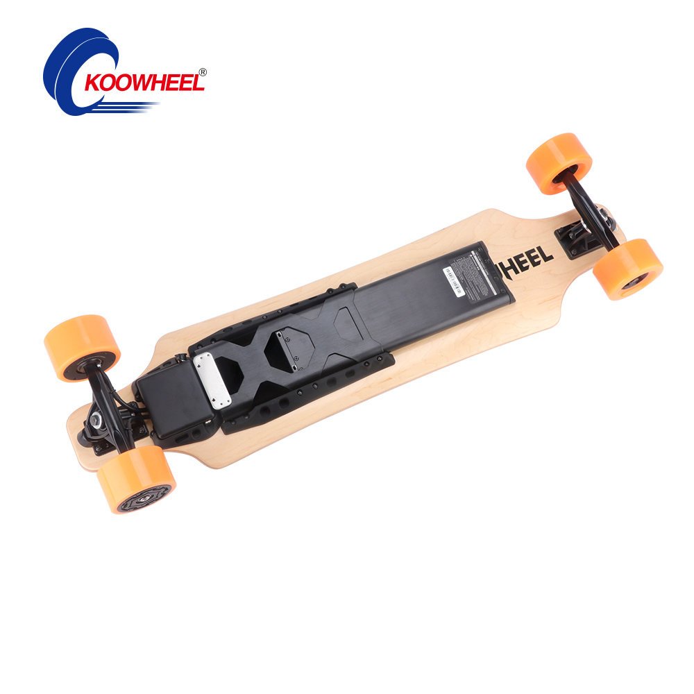 Seven Layers Canadian Maple Electric Skateboard with Sumsung Battery