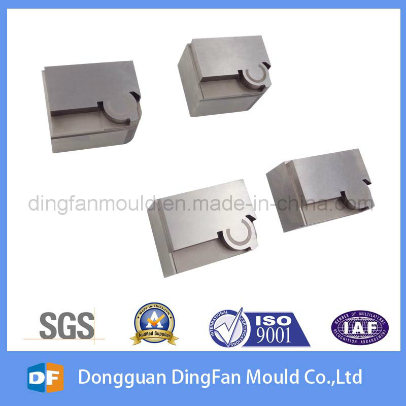 Customized CNC Machining Spare Part Steel Parts for Insert Mould