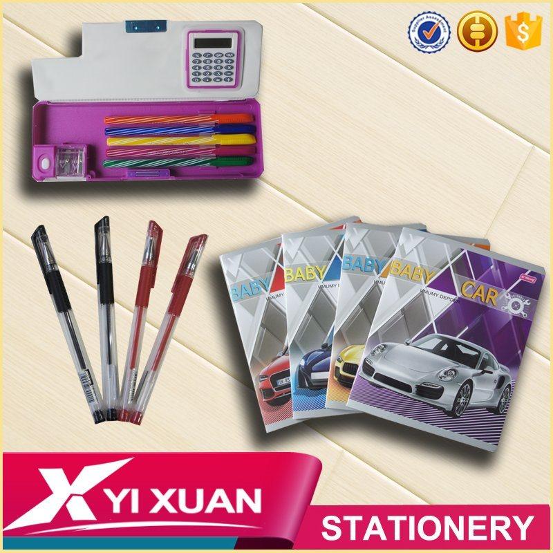 Wholesale Custom Stationery Notebook Fancy Office & School Supplies