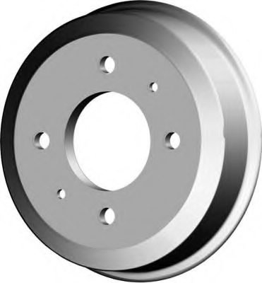OEM Replacement Automotive Brake Parts Brake Drum for Hyundai