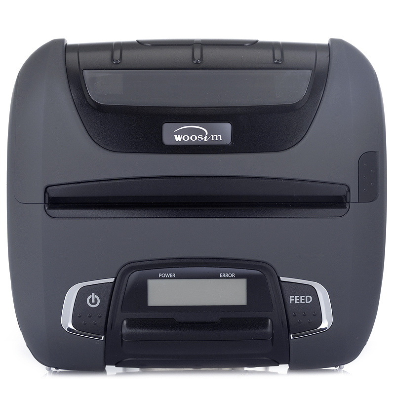 110mm Thermal Receipt Printer Bluetooth Mobile Thermal Printer Woosim Wsp-I450