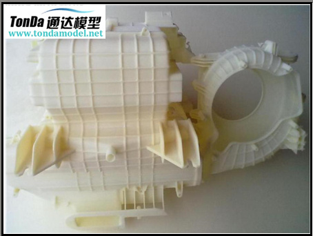 CNC Plastic ABS Machining Service