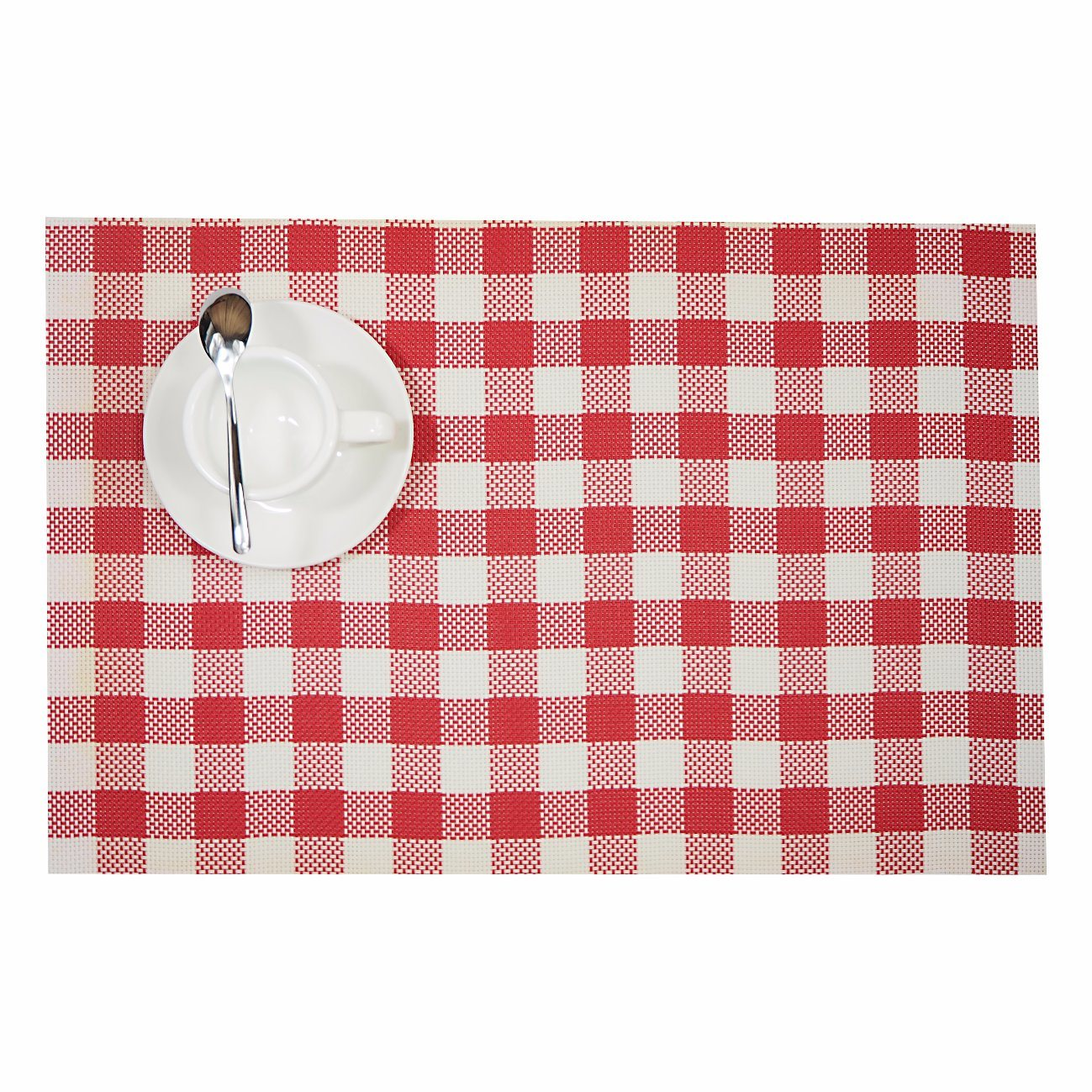 Home Textile Woven Placemat for Table & Flooring