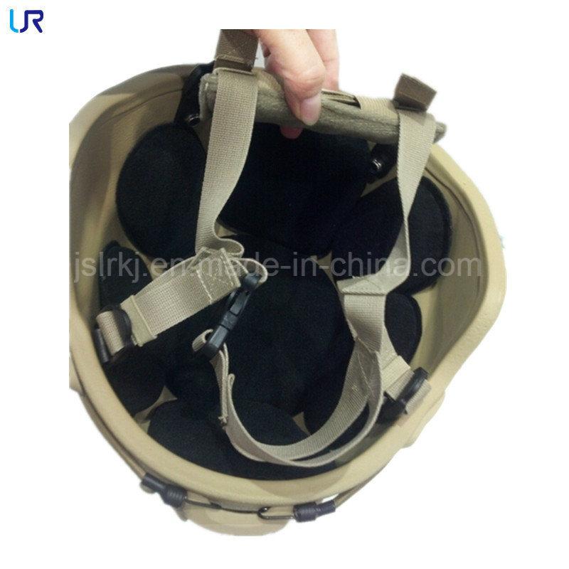 Mich Ach Kevlar Tactical Bulletproof Ballistic Helmet for Military
