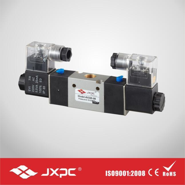 4V200 Series Solenoid Industrial Control Valve