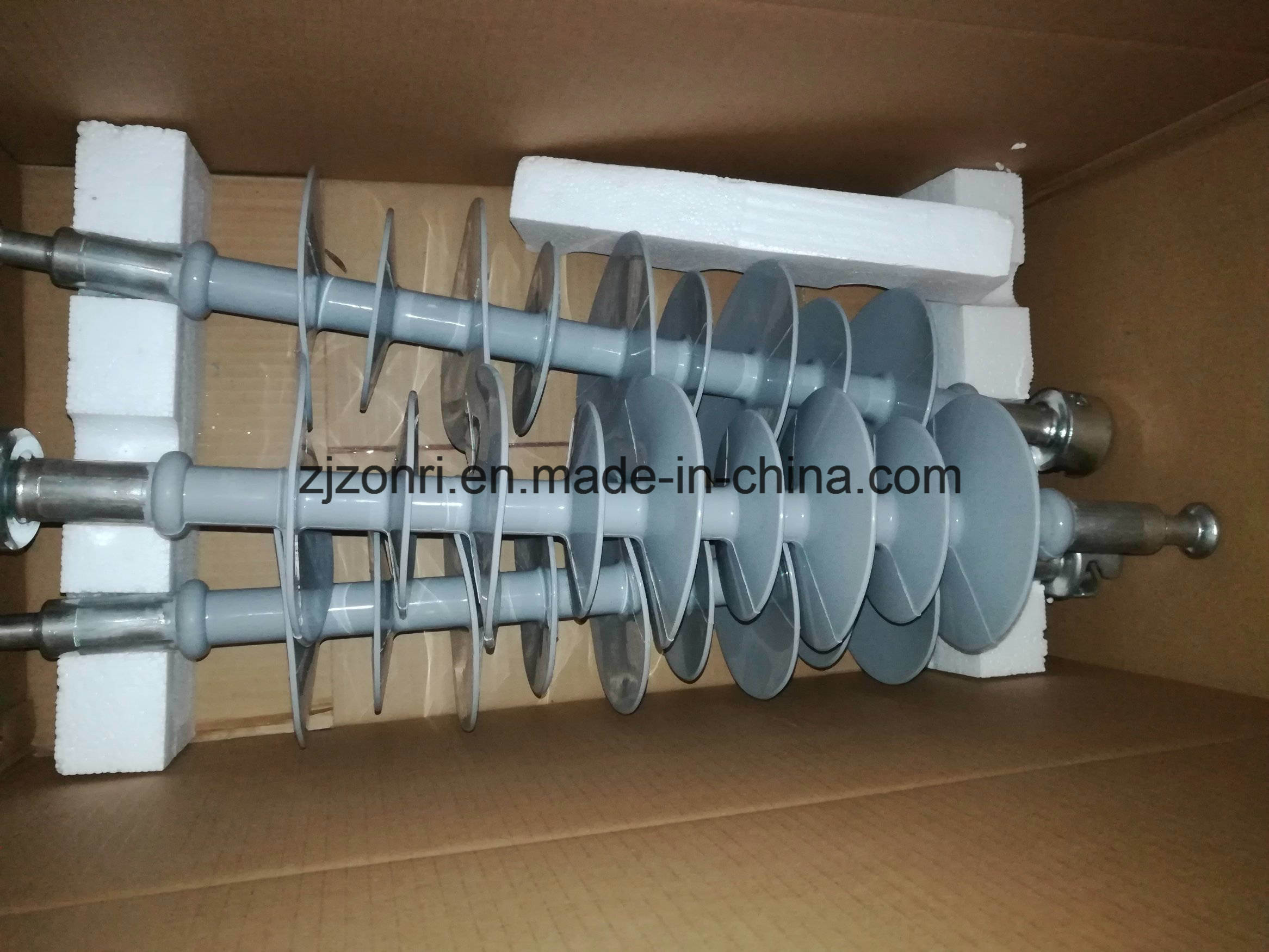 Composite Insulator/ Suspension Insulator (Fxbw-24/70, Fxbw-24/120