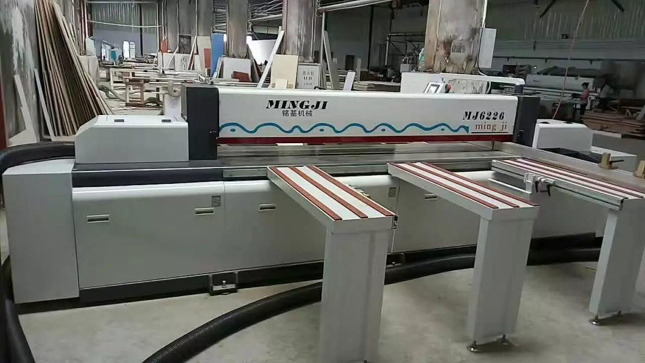 High Precision Woodworking Beam Saw Panel Saw Cutting Machine
