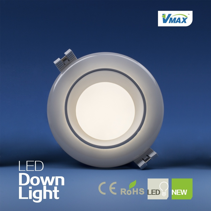 8W LED Recessed Downlight Ceiling Lamp for Indoor Use (V-DLQ0808R)
