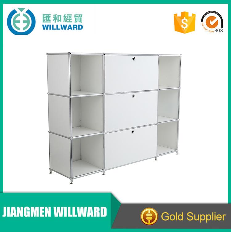 Golden Manufacturer Free Structure Drawer Steel Filing Office Cabinet