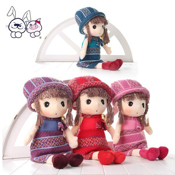 Small Cute Animal Stuffed Toy