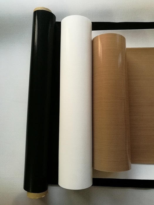 High Temperature Resistant Non Stick PTFE Glass Fiber Cloth