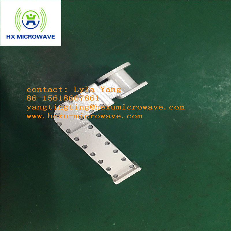 Hexu Microwave High Power Customized Waveguide Omt Duplexer