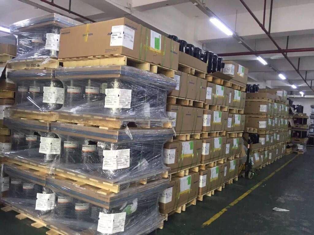 Hermetic Scroll Compressor R22 Refrigerant R134A/R407c/R22