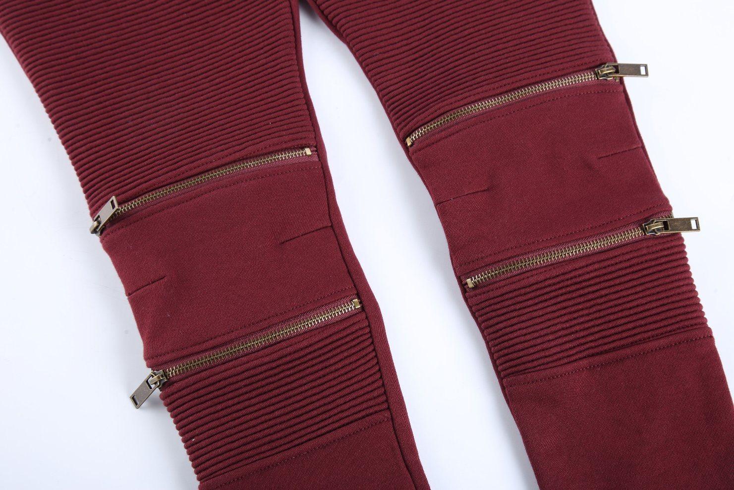 Cotton Terry Spring /Autumn Men Pants