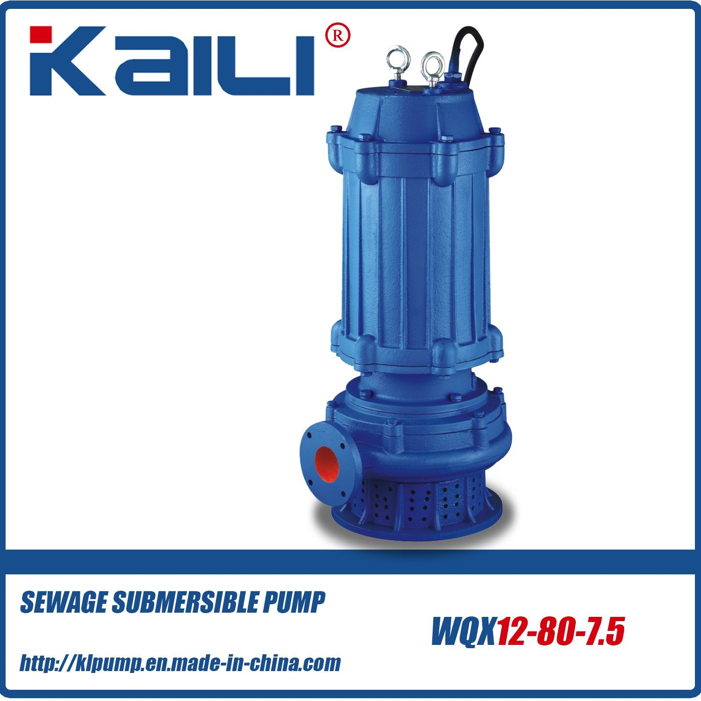2Inch WQ Sewage Submersible Water Pump