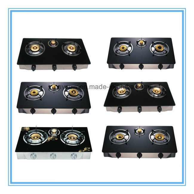 Newest Model Gas Stove 3 Burner Qatar Market