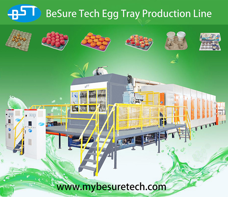 Egg Tray Making Machine (ET6000)