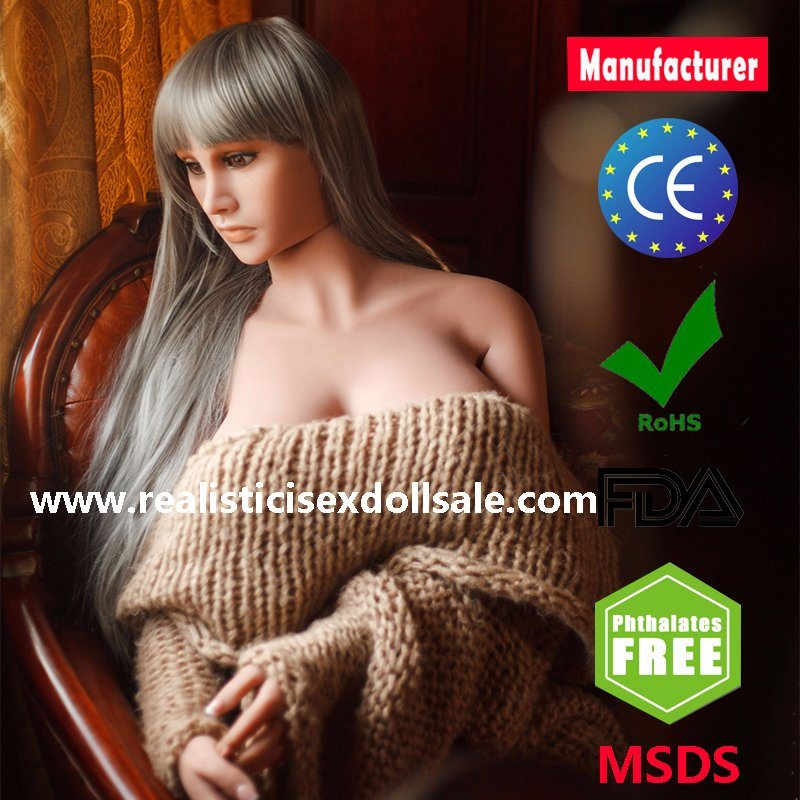 158cm Solid Sex Dolls with Vagina Adult Products for Men